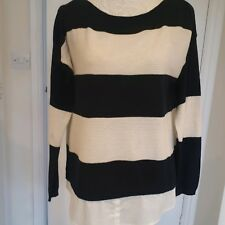 c1fcd518d67 Boat Neck Jumpers Striped Jumpers & Cardigans for Women for sale | eBay