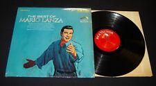 Best of MARIO LANZA Original 1964 RCA VICTOR LSC-2748 LP NM w/ Shrink