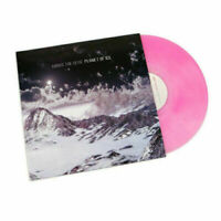 Minus The Bear Planet of Ice PINK GALAXY COLOR Vinyl 2xLP x/600 NEW SEALED