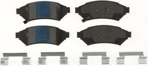 Disc Brake Pad Set-TitaniuMetallic II Disc Brake Pad Front fits 2004 Grand Prix