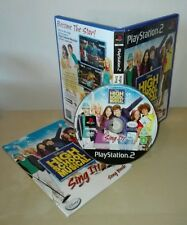HIGH SCHOOL MUSICAL sing it ps2 gioco game disney Sony PlayStation prima stampa