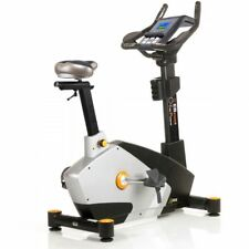 DKN EB-2400i Cardio Fitness Machine Adjustable Resistance Upright Exercise Bike