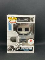 Funko POP! The Invisible Man #608 Universal Studios Monsters Walgreens Exclusive