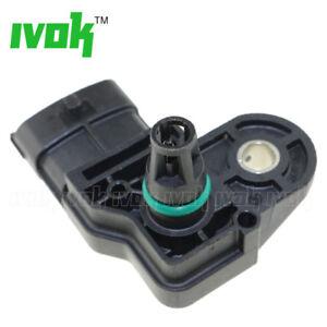 0281006028 MAP Sensor For FIAT PUNTO 500 IVECO DAILY LANCIA 1.3 1.6 1.9 2.0 D