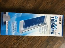 """Dahle Rolling/Rotary Paper Trimmer/Cutter 7 Sheets 18"""" Cut Length 508"""