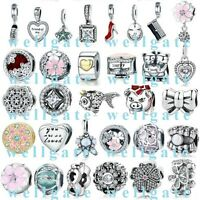 Genuine 925 Sterling Silver Signature Symbols Love Charms for Charm Bracelet NEW