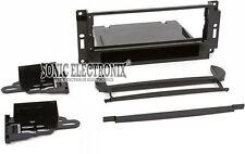 Metra 99-6507 Single DIN Installation Kit for Select 2004-08 Chrysler/Dodge/Jeep