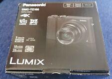Panasonic Lumix DCM-TZ100 (DMC-TZ100EBK) Digital Camera - Black