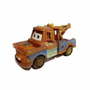 "Tow Mater Cars Mattel Disney Pixar 3.5"" Diecast Car"