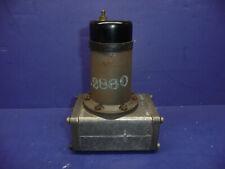 Vintage NOS SU Square Body Type L Electric Fuel Pump 12 Volt