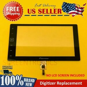 Pioneer SPH-DA120 Replacement Touch Screen Glass Panel Digitizer - NO LCD