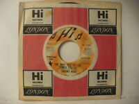 """R&B SOUL-45 """"Ebony Web"""" THE WAY YOU DO THE THINGS YOU DO/THIS MORNING/ HI 2217"""