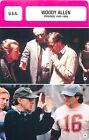 FICHE CINEMA USA Woody Allen Acteur Réalisateur Scénariste Période 1987-1998