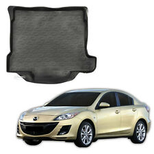 Tappetini in gomma per Mazda 3 MAZDA 3 SPORT BL posteriore acciaio per Hatchback 5-PORTE 2009-201