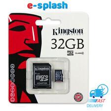 Kingston 32GB MicroSD Memory Card For Motorola Moto E5 Play Moto G6 Play Mobile