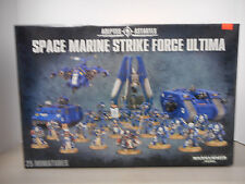 "Games Workshop Space Marine ""Strike Force Ultima ""  Warhammer 40K"