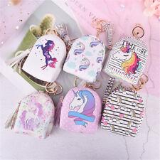 Cartoon coin purses wallets card holder key money bags for girls LU