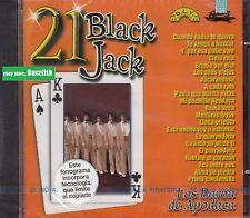 Los Baron de Apodaca 21 Black Jack CD New Nuevo sealed