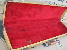 1954 FENDER LAP STEEL GUITAR CASE - made in USA