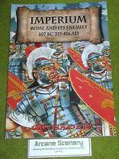 CROCIATO IMPERIUM: ROMA & IT'S nemici regole supplemento