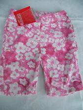 Girls Esprit size 000 pink cord pants floral soft jeans 3months   BNWT