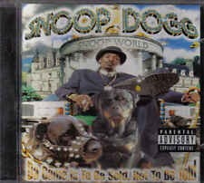Snoop Dogg-Da Name Is to Be sold Not to Be Told cd album