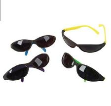 4 Pairs Neon Wraparound Sunglasses Party Favor DJ Giveaway Free Shipping