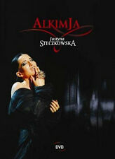 Justyna Steczkowska - Alkimja (DVD) POLSKI POLISH