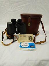 Carl Zeiss Jena DDR Jenoptem 10x50 W Multi Coated Binoculars Vintage