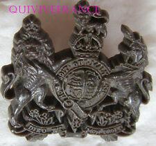 dIN070 - WWII British Army General Service Cap Badge plastic