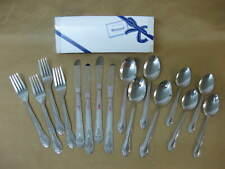 Whittard Stainless Steel Cutlery Set ~ 16 Pieces ~ Unused With Box