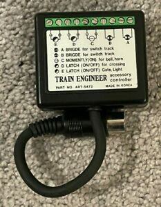 AristoCraft ART 5472 Distribution Panel for use with 5470 Train Engineer 5400