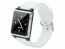 iWatchz CLRCHR22WHT Q Collection Wrist Strap for iPod Nano 6G