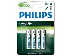 400 x Philips AAA Batterie R03 Super Heavy Duty Grün  Micro Blister 1,5 Volt