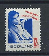 Pays-Bas N°240* (MH) 1931 - Œuvres pour l'enfance