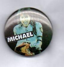 MICHAEL JACKSON  BAD , THRILLER BUTTON BADGE 80s POP - KING OF POP 25mm Pin