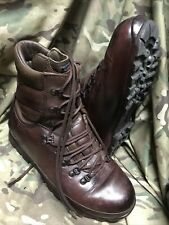 More details for brown altberg defender boots!genuine issue!excellent/hardly used! size 10 m