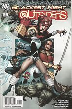 OUTSIDERS VOL 2 #25 (2009) Back Issue (S)