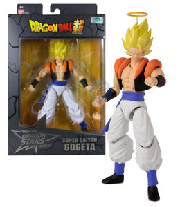 OEM Dragon Ball Stars Super Saiyan Gogeta Articulated Action Figure