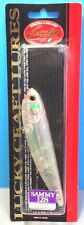 1pc Lucky Craft Sammy 128 Fishing Lure Floating 28g 128mm Laser Clear Ghost