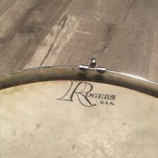 Used Rogers Student Snare Drum 14x5