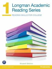 Longman Academic Reading Series 1 by Robert Cohen and Elizabeth Bottcher...