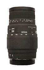 Sigma Auto Focus Macro/Close Up f/4 Camera Lenses
