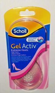 Scholl Gel Activ Highheels Gel Einlegesohlen Sohle Gel-Einlage Aktiv Schuh-Sohle