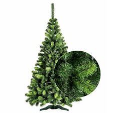 5ft 6ft 7ft Luxury Artificial Christmas Tree with Stand Bushy FIR WITH CELADON