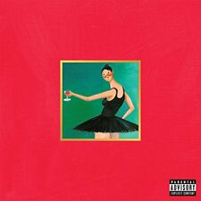 Kanye West - My Beautiful Dark Twisted Fantasy [CD]
