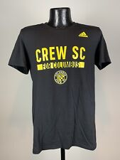 Men's Adidas The To-Go Tee Columbus Crew F.C. MLS Soccer Shirt Shirt Small