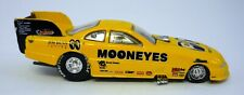 RACING CHAMPIONS MOONEYES FUNNY CAR Ertl Die-Cast Kenji Okazaki Yellow 1996