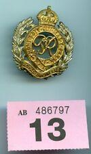 WW2 Royal Engineers Officers Cap Badge