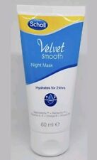 Scholl Velvet Smooth Night Mask - 60ml 24 Hour Hydration Foot Care Cream
